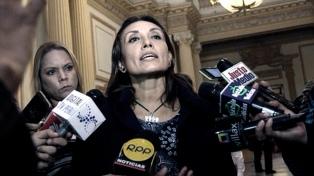 Patricia Donayre renunció a la bancada de Fuerza Popular