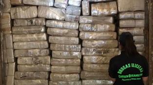 Aumentó un 186% el decomiso de cocaína en los primeros siete meses del año
