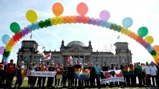 Decidirán esta semana la aprobación del matrimonio entre personas del mismo sexo