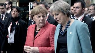 Merkel apoya un retraso del Brexit para evitar una salida desordenada