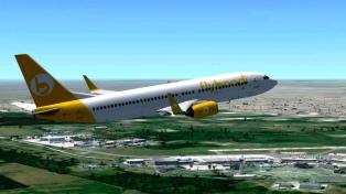 Flybondi conectará desde marzo Rosario con Iguazú, Salta y Tucumán