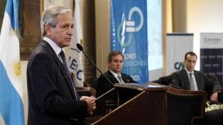 """Este gobierno """"trabaja con la mayor austeridad posible"""", dijo Ibarra"""