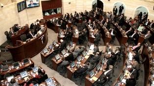 El Gobierno espera que el Congreso implemente el acuerdo de paz