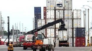Las importaciones aumentaron un 22% en ocho meses