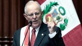 """Asumió el """"Gabinete de la reconciliación"""", tras el indulto a Fujimori"""