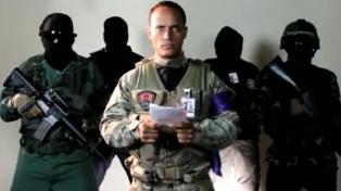 El Gobierno confirmó la muerte del policía que se rebeló contra Maduro
