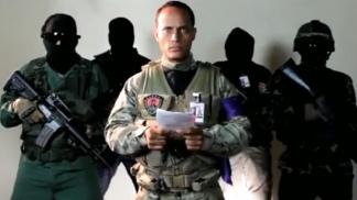 Oscar Pérez y su grupo