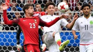Portugal fue tercero al vencer a México en la prórroga