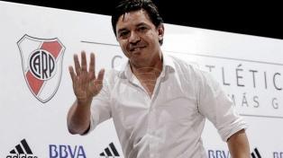 River llegó a Paraguay y tuvo una bulliciosa recepción