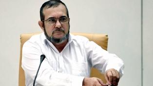 El jefe de FARC le pidió a Iván Duque mantener el diálogo de paz con el ELN