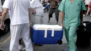 Con la Ley de Trasplante de Organos, la Argentina alcanzó cifras de donación similares a la UE