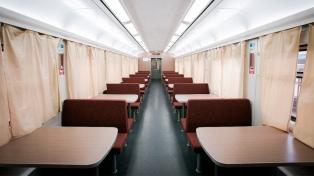 Inauguraron un nuevo servicio de trenes a Mar del Plata