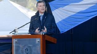 """Macri: """"El gobierno está decidido a enfrentar el crimen organizado"""""""