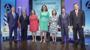 Tras reunirse en Buenos Aires, la ronda de negociaciones Mercosur-UE continuará en mayo