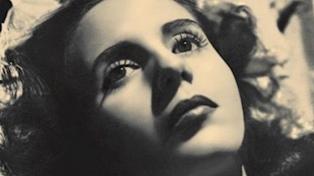 El historiador César Maranghello reconstruye la década en que Eva Duarte fue actriz