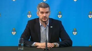 """Peña dejó en claro que """"no viene ningún ajuste"""" tras las elecciones"""
