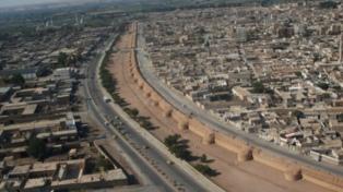 Nueve muertos por dos coches bomba en un puesto de fuerzas kurdas