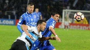 Godoy Cruz cayó ante Gremio en la ida por los octavos de final la Libertadores