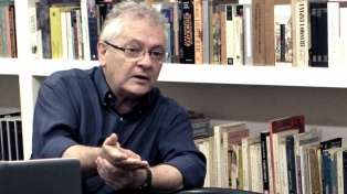 """Diego Fischerman: """"El crítico de rock tiene un nivel de autoritarismo estético muy fuerte"""""""