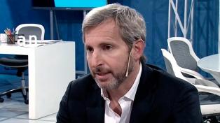 Frigerio dijo que no hay denuncias sobre el escrutinio de las PASO