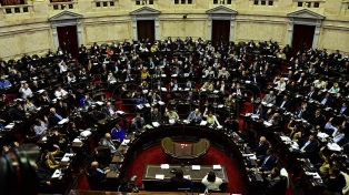Diputados emitió dictamen favorable a un proyecto sobre energía renovable