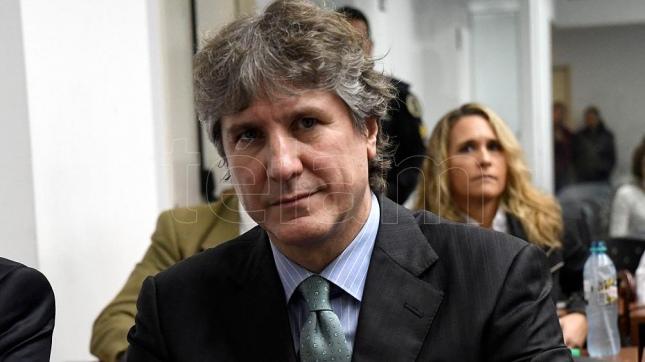 Amado Boudou llegó a Tribunales por la causa del auto trucho — ARGENTINA