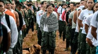 Para la ONU, es crucial para la paz reincorporar a ex miembros de FARC