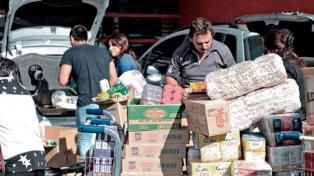 El 47% de los hogares argentinos compró en el canal mayorista en el último año