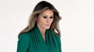 Operaron a Melania Trump por una afección renal