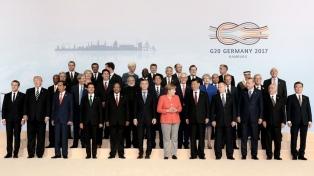 Con distintos estilos y objetivos, los líderes del mundo confluyen en la Argentina