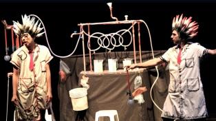 Actividades a partir de obras atravesadas por el circo