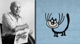 A los 94 años, falleció el humorista gráfico Landrú