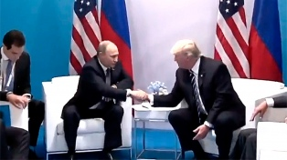 """Trump alertó que la relación con Rusia está en una situación """"muy peligrosa"""""""