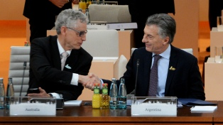 El Presidente anticipó que el trabajo y la educación serán los ejes temáticos de la presidencia argentina del G20