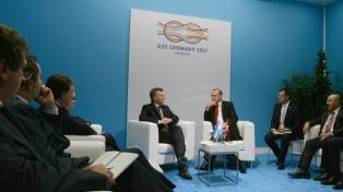 También habló con Erdogan de agilizar el acuerdo comercial entre Turquía y el Mercosur