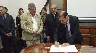 La Nación y Neuquén acordaron la construcción de 10 escuelas por más de $1.000 millones