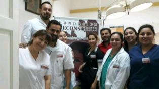 Realizaron 34 cirugías reconstructivas a pacientes en Rosario de la Frontera