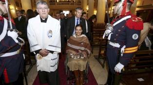 """""""Ningún triunfo social se logra sin postergar intereses"""", dijo el arzobispo de Tucumán"""