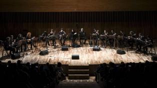 La Orquesta Argentina de Charangos presentó su primer disco en el CCK