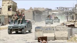 Emboscada del Estado Islámico dejó 10 muertos y 14 heridos en un funeral