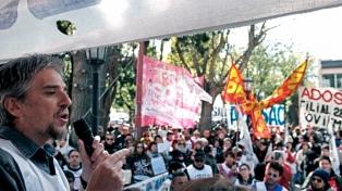 Los docentes de Santa Cruz vuelven a parar toda la semana