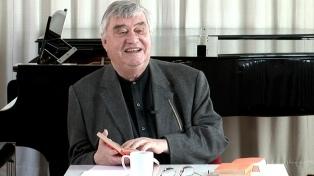 Murió Peter Hartling, autor alemán de novelas y libros infantiles