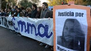 Masiva marcha en repudio al femicidio de la estudiante de medicina platense