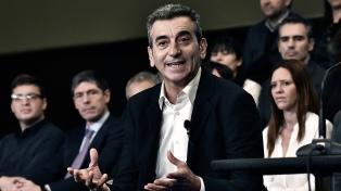 """Para Randazzo, el proyecto de presupuesto del Gobierno """"consolida un peligroso endeudamiento"""""""
