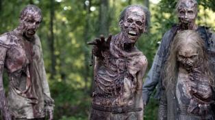 The Walking Dead: falleció el locutor que hacía la voz de los zombies