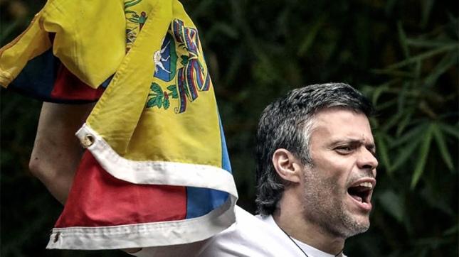 Leopoldo López desmintió reuniones con Nicolás Maduro