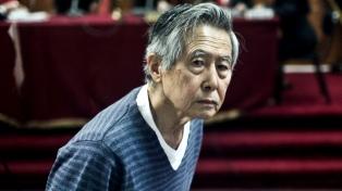 Juzgado confirma como improcedente el hábeas corpus para excarcelar a Fujimori
