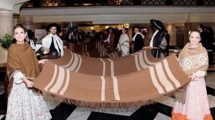 Comenzó la 49° edición de la Fiesta Nacional e Internacional del Poncho