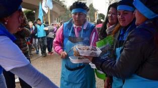 Barrios de Pie pide la emergencia alimentaria, esta vez sin cortar las calles