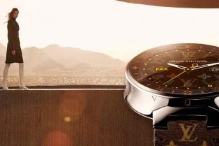 LV no quiso quedarse atrás y se sumó a moda de los Smartwatch